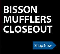 RC Outlet Bisson Mufflers Closeout