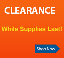 RC Outlet Clearance - While supplies last