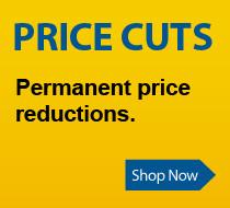 RC dauerhafte Preisreduzierungen