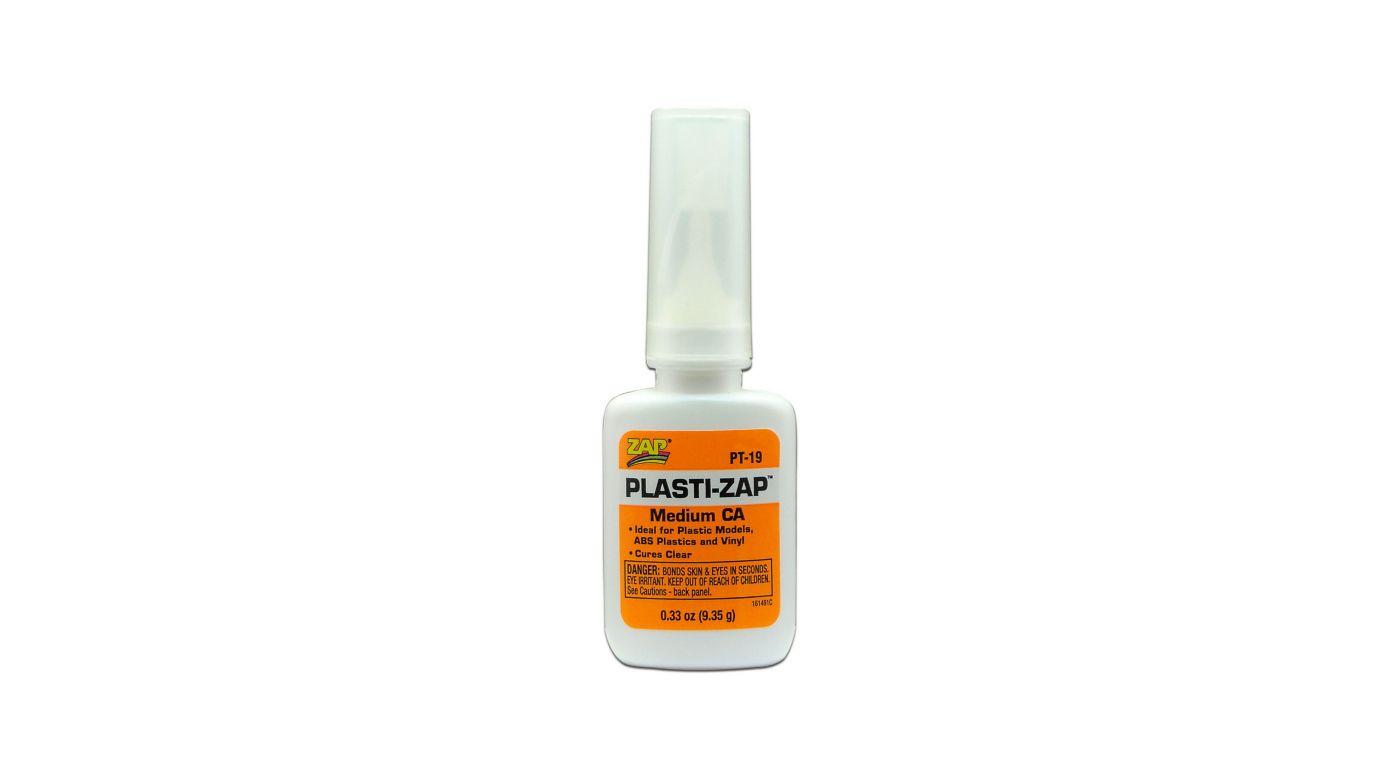 Image for Plasti-Zap Medium CA Glue, 1/3 oz from HorizonHobby