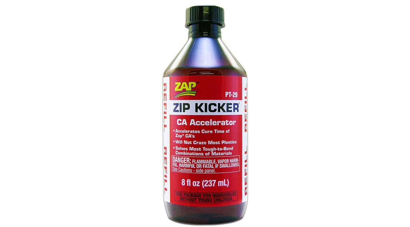 Image for Zip-Kicker CA Accelerator Refill, 8 oz from HorizonHobby