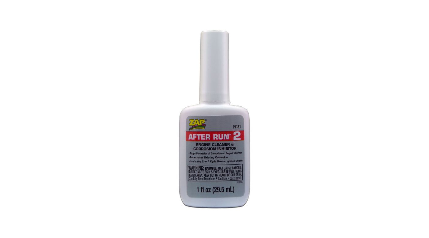 Image for After Run 2 Engine Cleaner and Corrosion Inhibitor, 1 oz from HorizonHobby