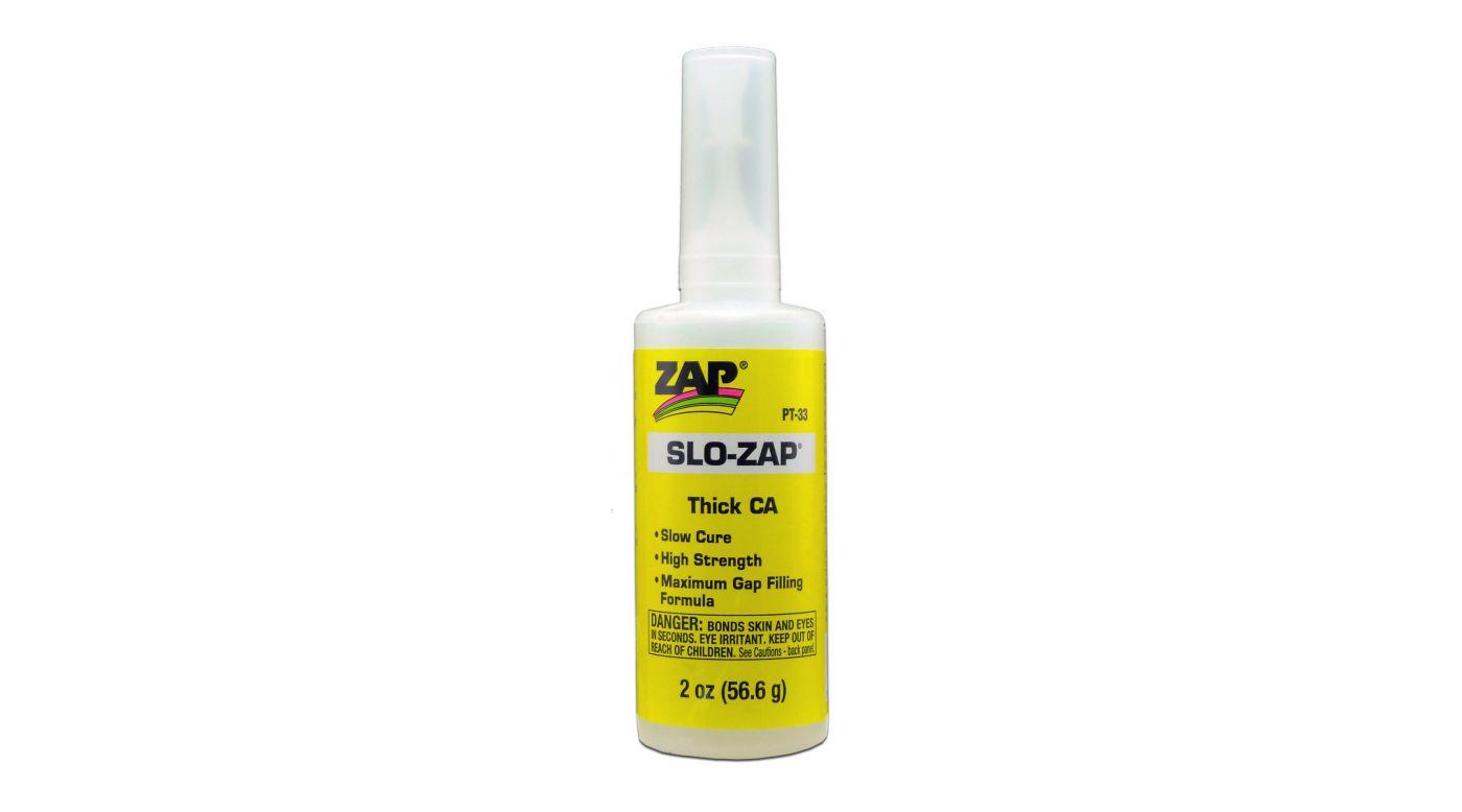 Image for Slo-Zap Thick CA Glue, 2 oz from HorizonHobby