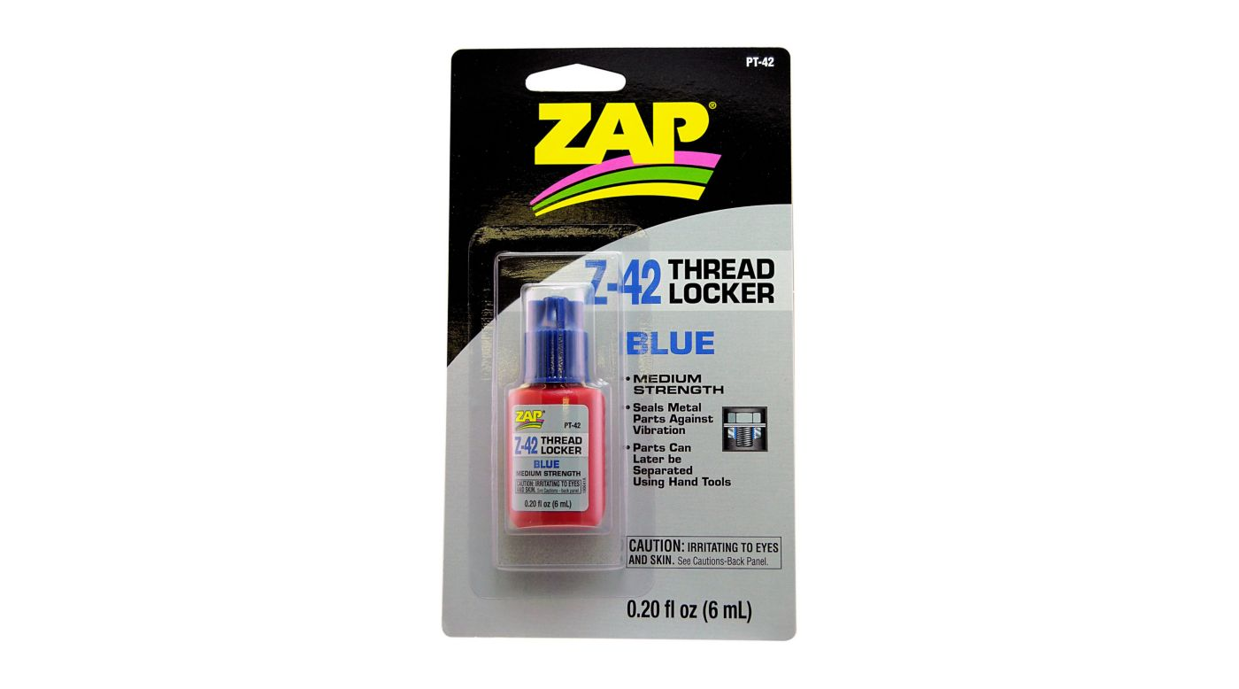 Image for Z-42 Medium-Strength Thread Lock, .20 oz from HorizonHobby