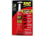 ZAP Glue - ZAP-RT Rubber Toughened CA, 1 oz