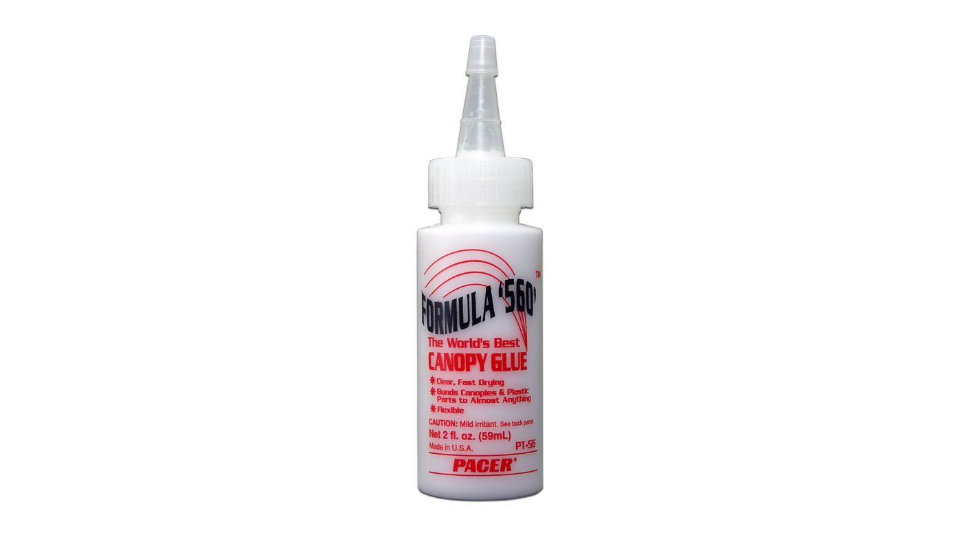 Image for Formula 560 Canopy Glue from Horizon Hobby