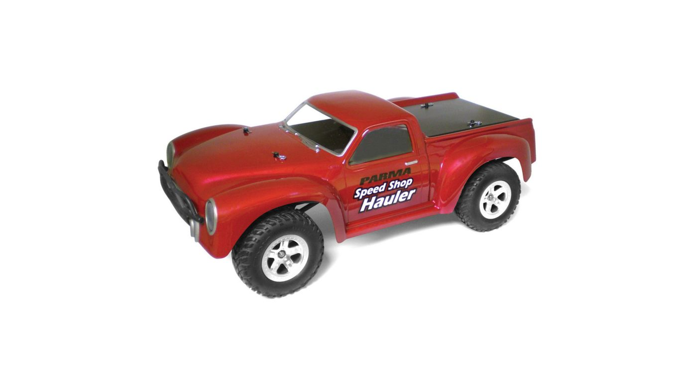 Image for Speed Shop Hauler SC Truck Clear Body from HorizonHobby