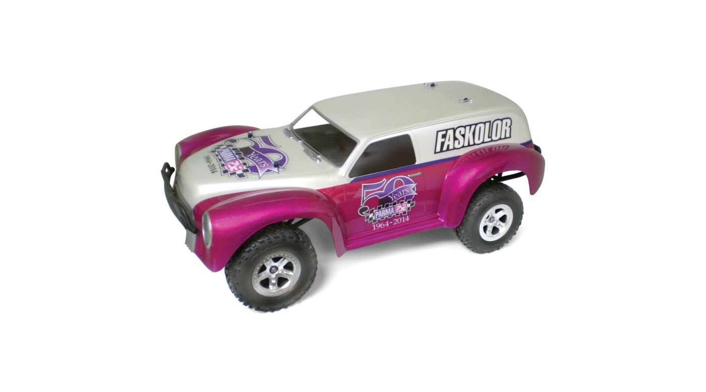 Image for Speed Shop Delivery Short Course Truck Clear Body from HorizonHobby
