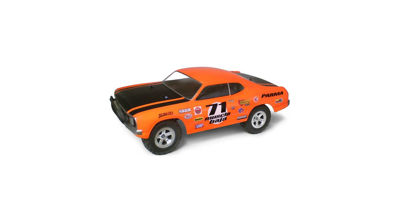 Image for 71 Muscle Baja Short Course Clear Body from HorizonHobby