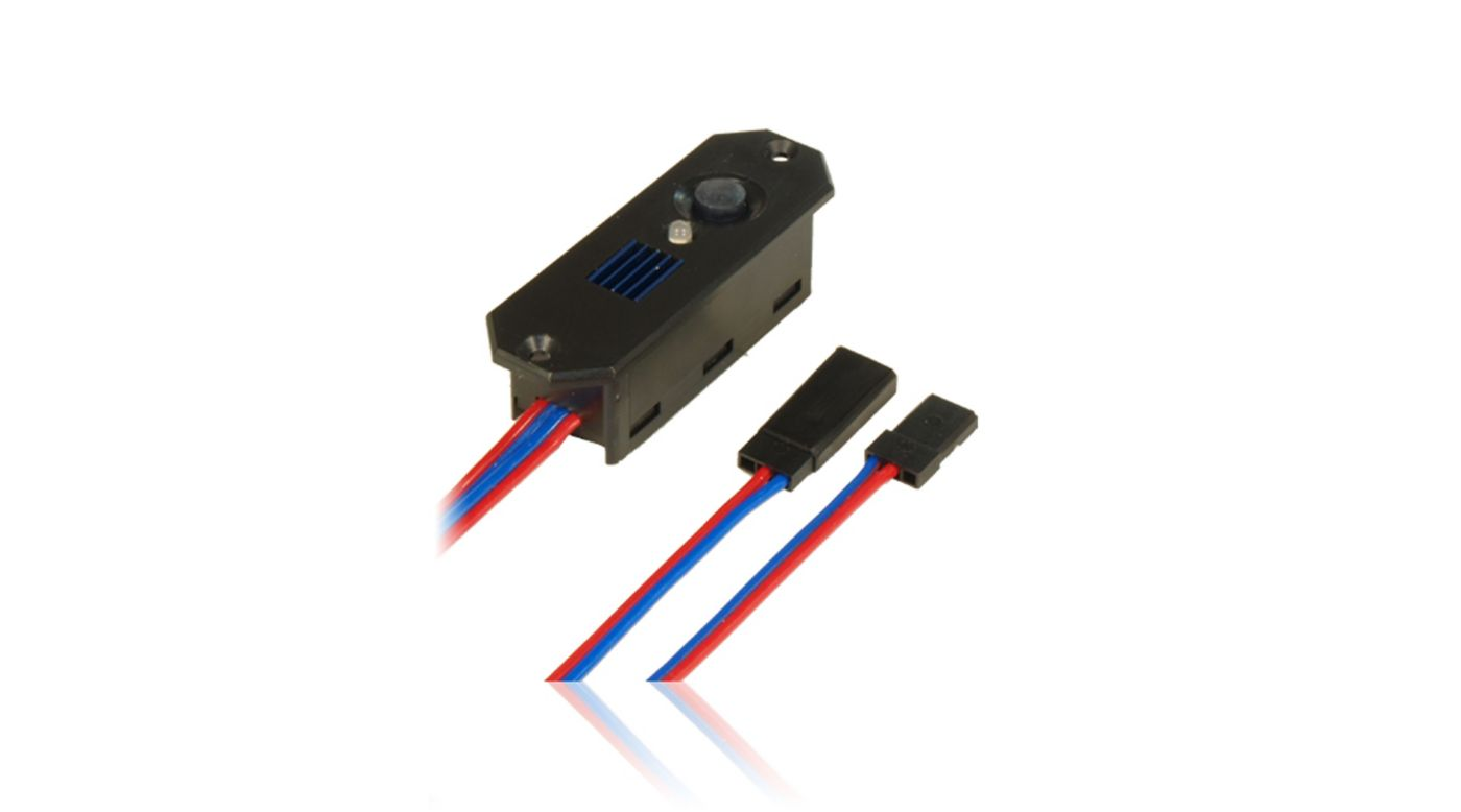 Image for Smart-Switch JR/JR connectors from HorizonHobby