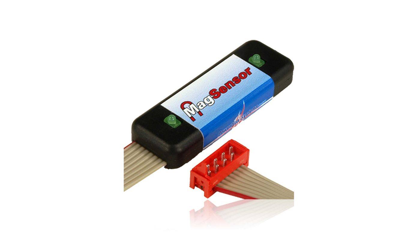 Image for MagSensor Magnetic Power Switch, Red Connector from HorizonHobby