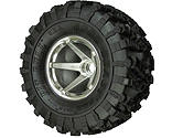 Pit Bull Xtreme RC - Rock Beast XOR 2.2 Crawler Tire KK (2), No Foam