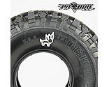 Pit Bull Xtreme RC - Rock Beast II Scale 2.2 Alien Kompound Tires (2), No Foam