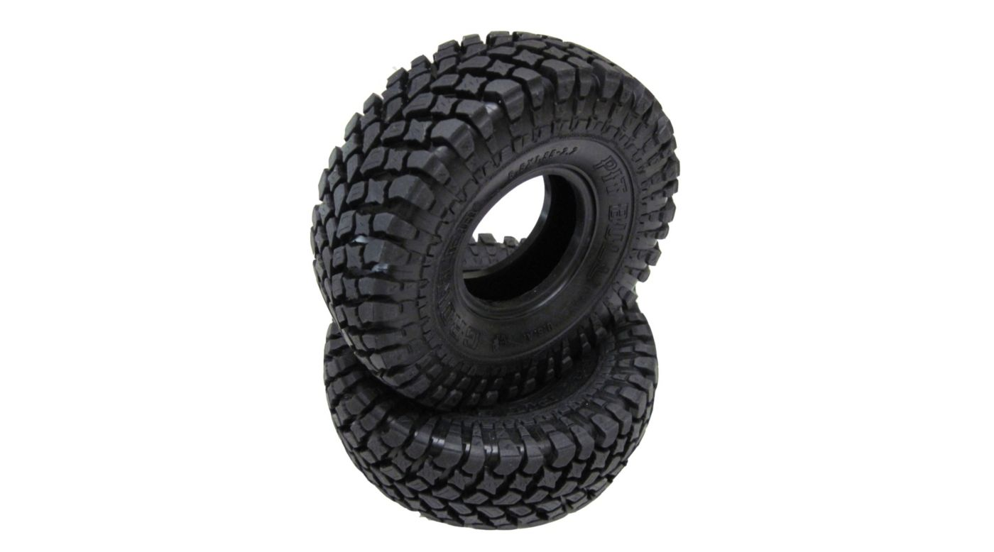 Image for 2.2 Growler AT/Extra Alien Kompound Crawler Tires (2) No Foam Inserts from HorizonHobby