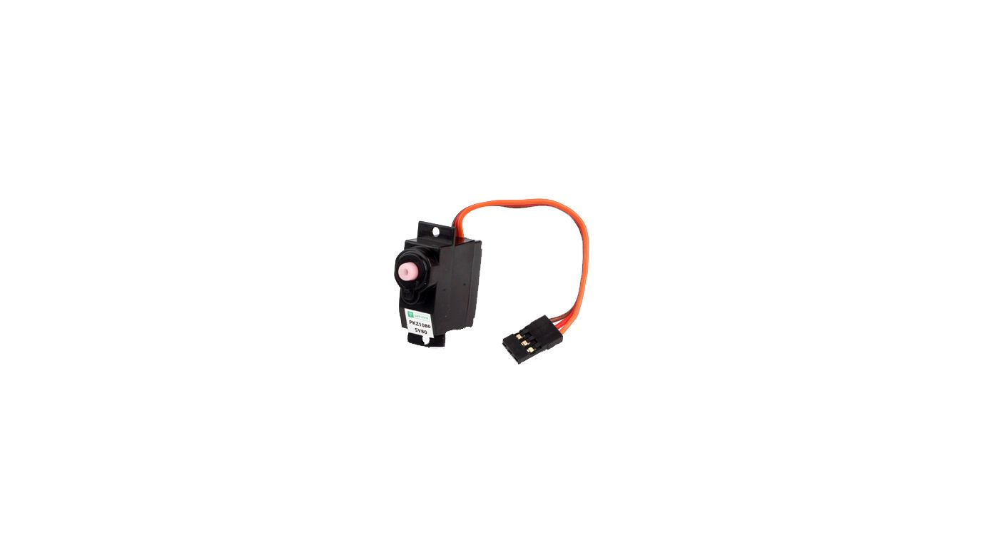 Image for SV80 Short Lead Servo: AB3, P-51D, F4F from HorizonHobby