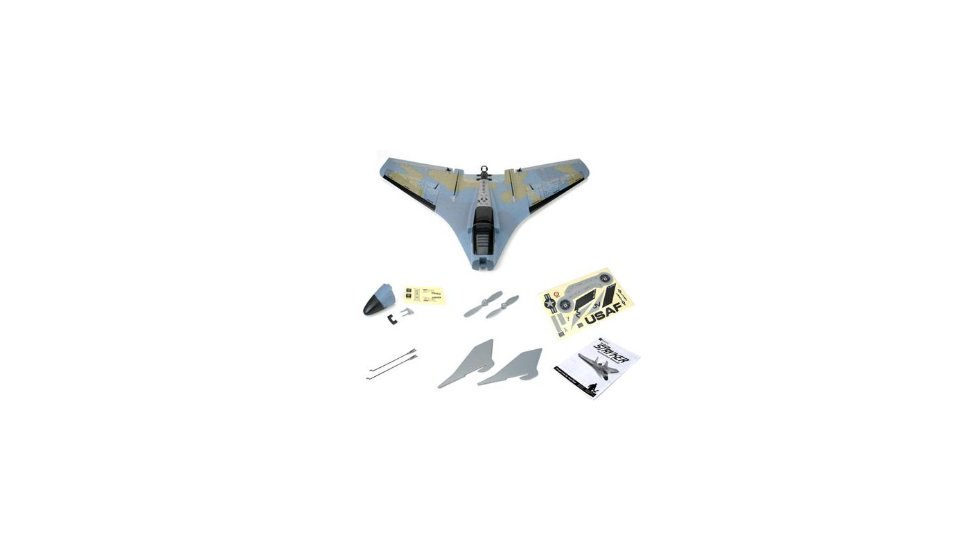 Image for Replacement Airframe: F27B Stryker from HorizonHobby