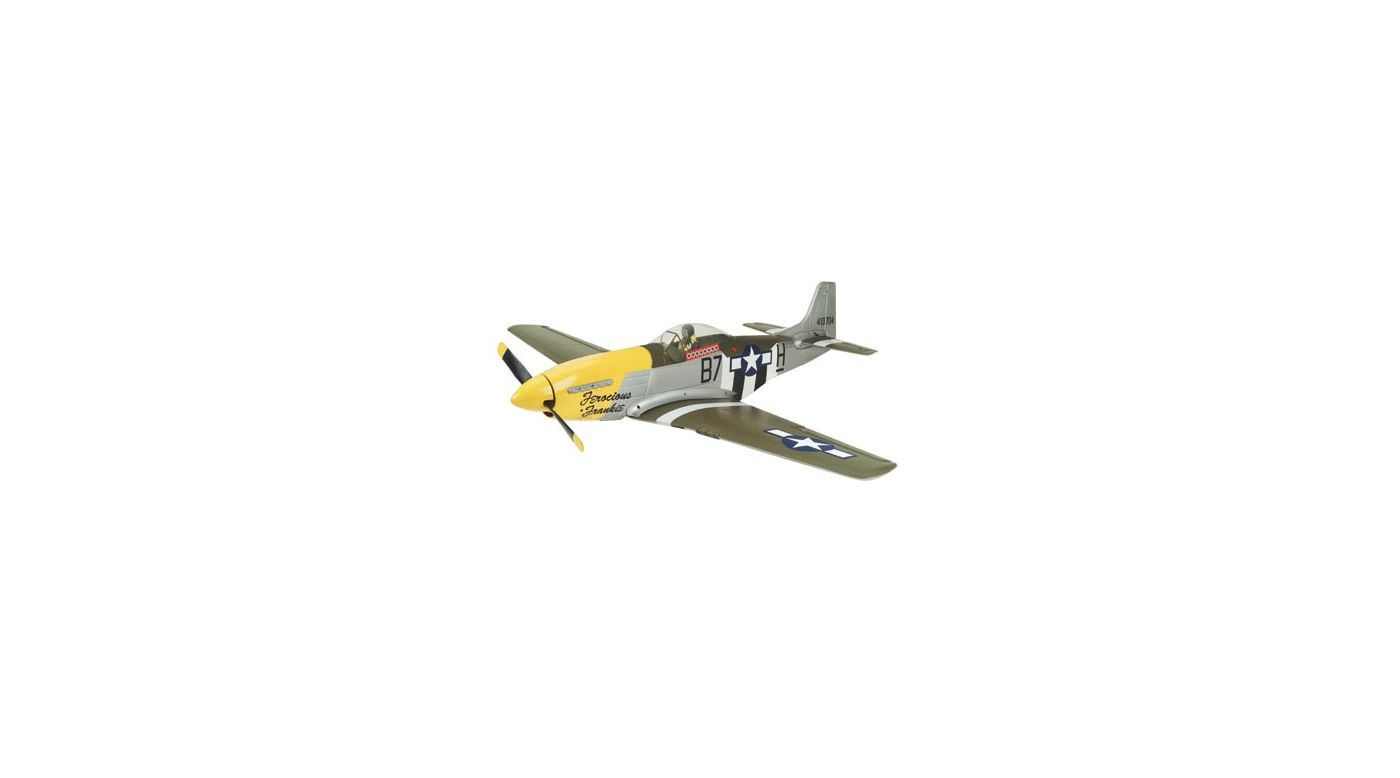 Image for P-51D Mustang RTF Electric from HorizonHobby