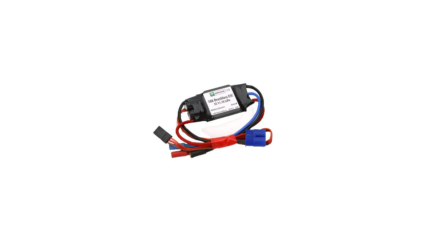 Image for 18A Brushless ESC from Horizon Hobby