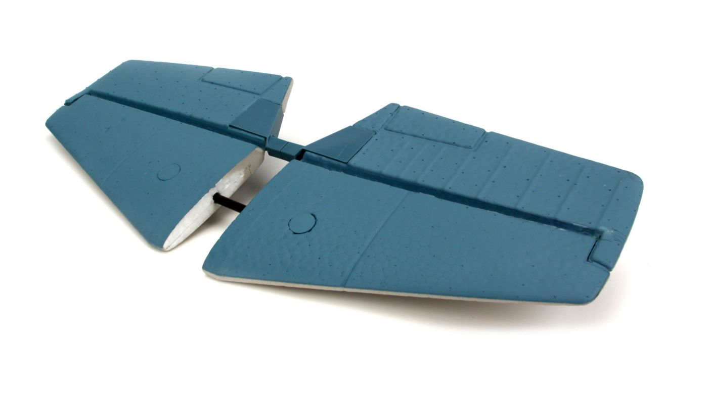 Image for Horizontal Tail with Accessories: F4F Wildcat from HorizonHobby