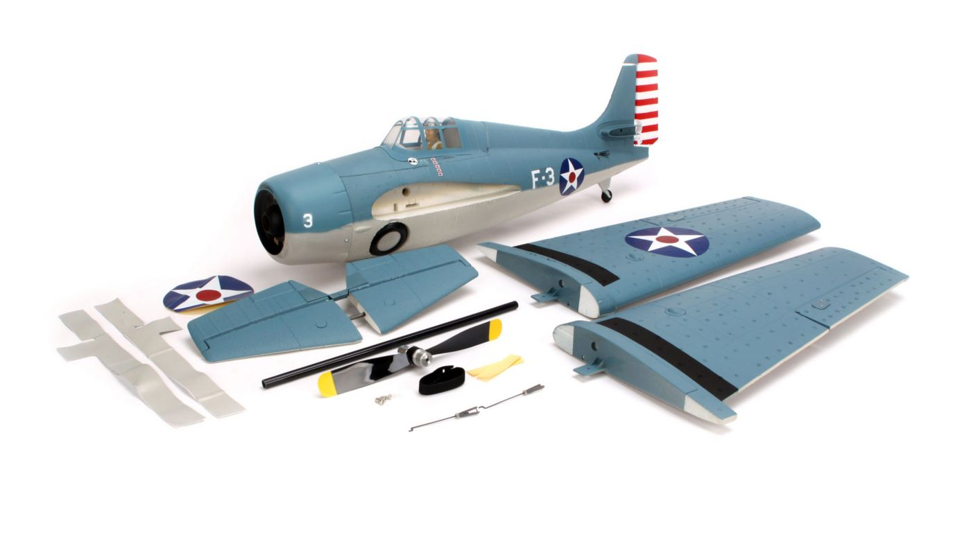 Image for Replacement Airframe: F4F Wildcat from HorizonHobby