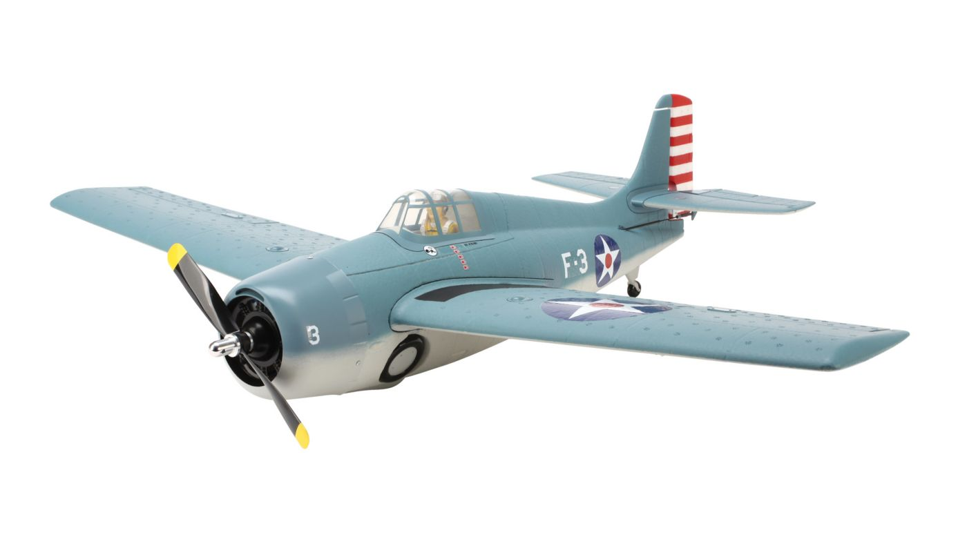 Image for F4F Wildcat BNF from HorizonHobby