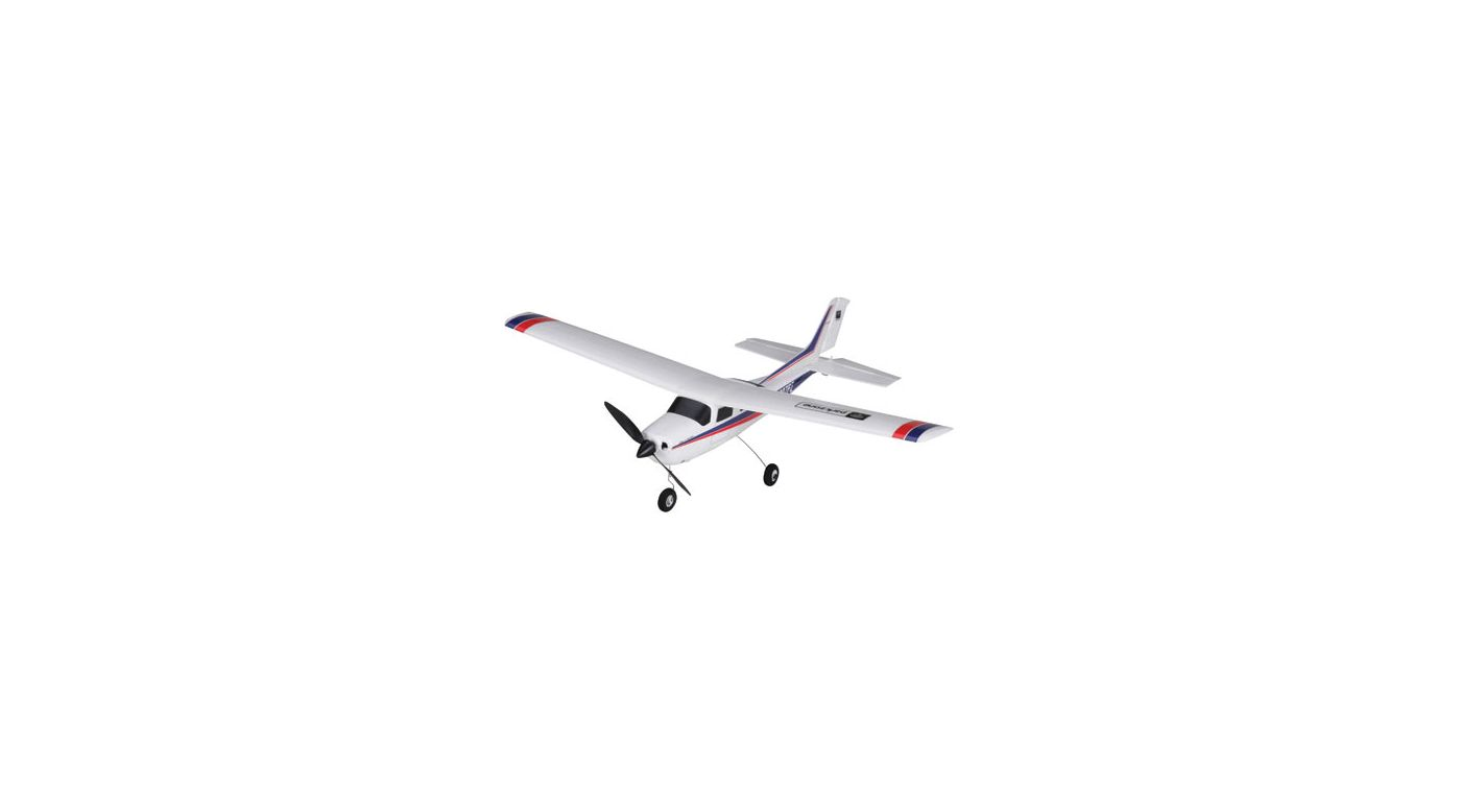 Image for Cessna 210 Centurion RTF Electric Blue/Red from HorizonHobby