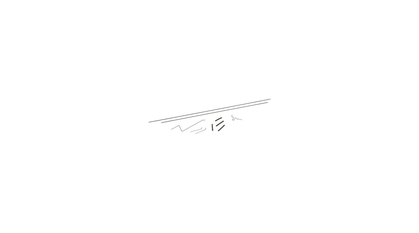 Image for Pushrods with Accessories: Cessna 210 from HorizonHobby