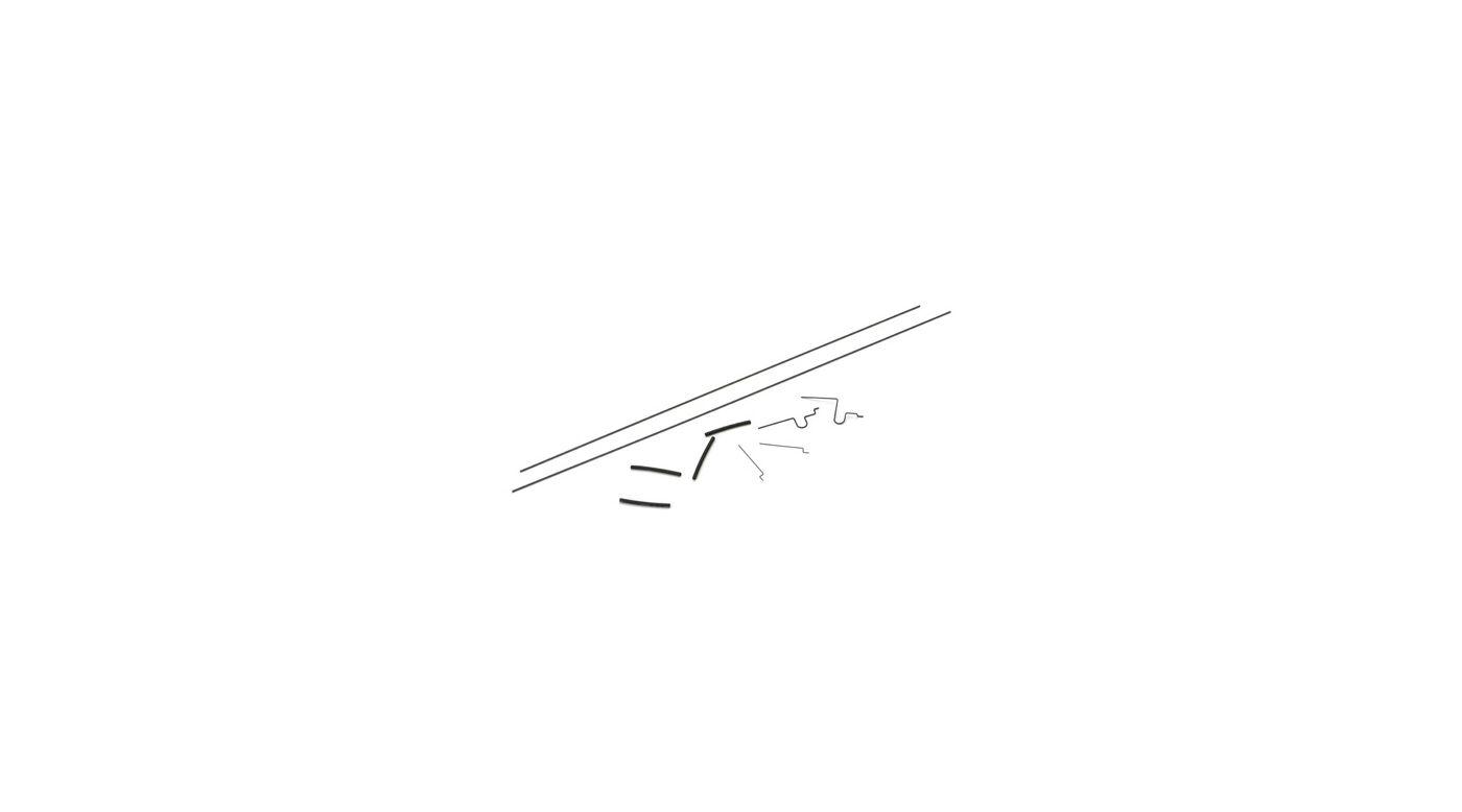 Image for Elevator and Rudder Pushrod Set: Micro P-51 from HorizonHobby