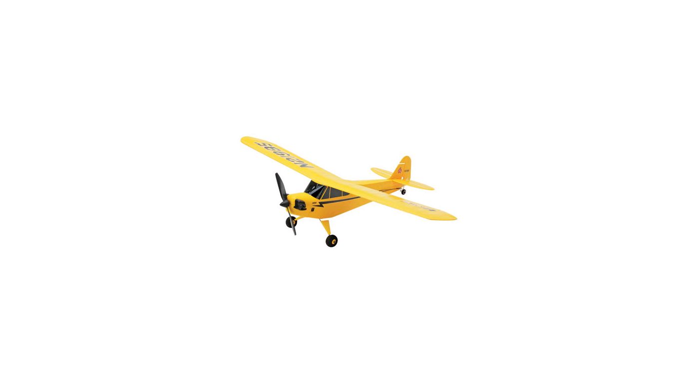 Image for Ultra Micro J-3 Cub BNF from HorizonHobby