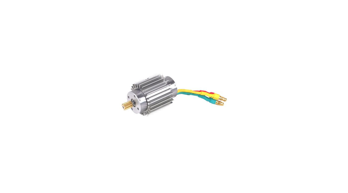 Image for Brushless Motor with Pinion: Typhoon 2 from HorizonHobby