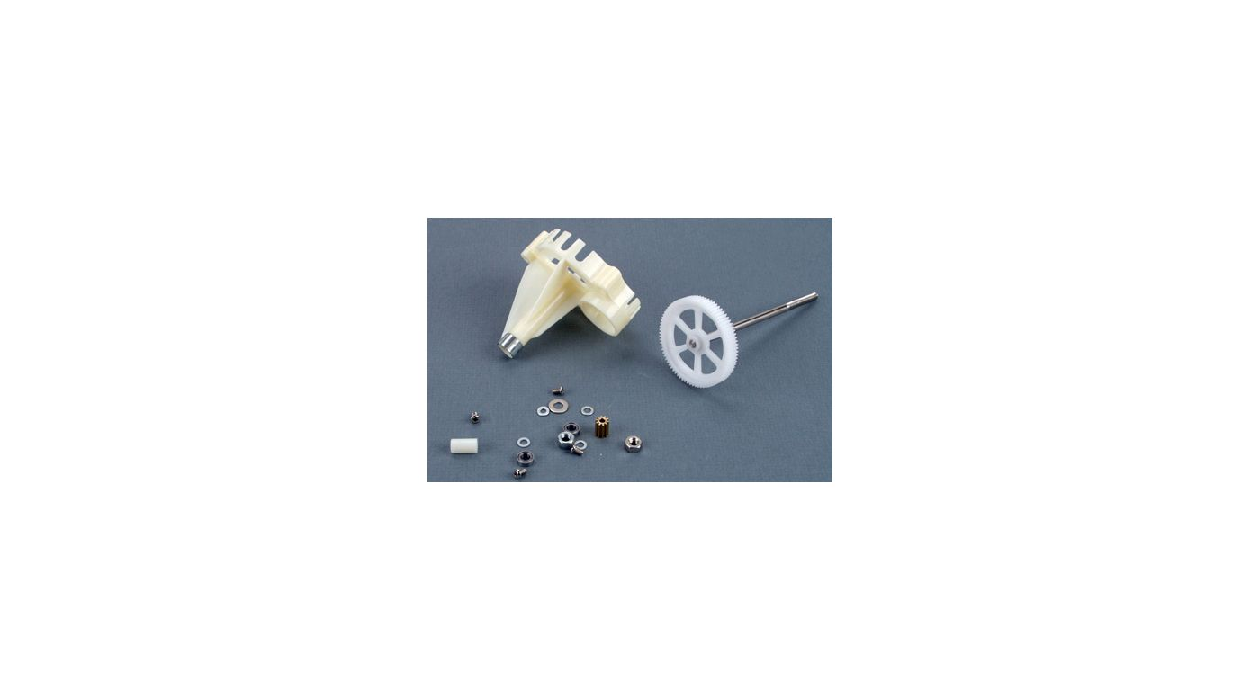 Image for Gearbox with Pinion: Typhoon 2 from HorizonHobby