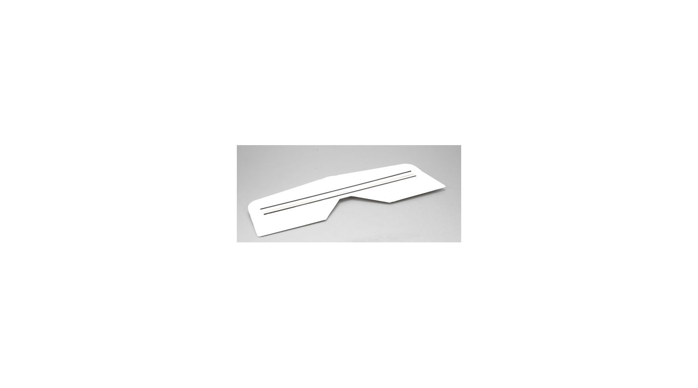Image for Horizontal Tail with Accessories: Typhoon 2 from HorizonHobby