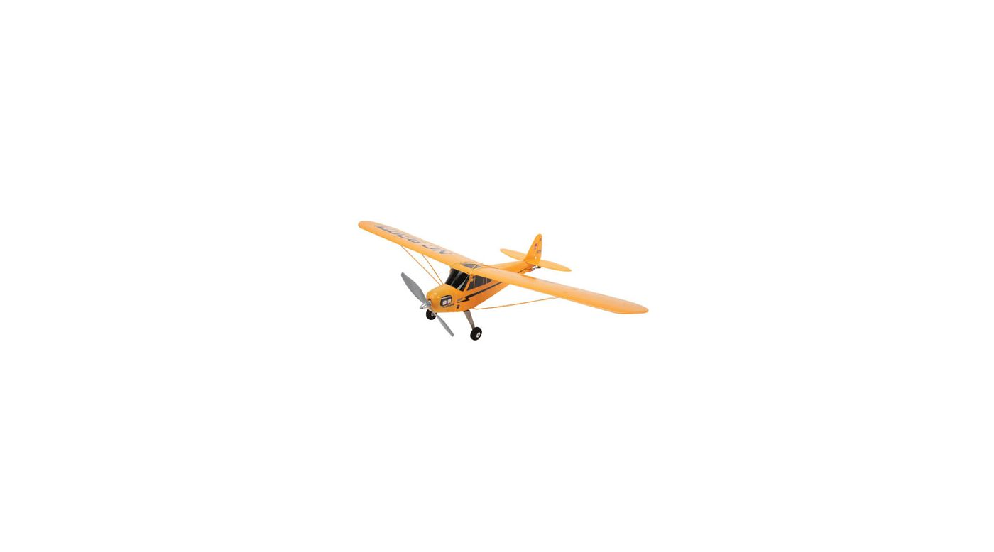 Image for J-3 Cub BL RTF Electric from HorizonHobby