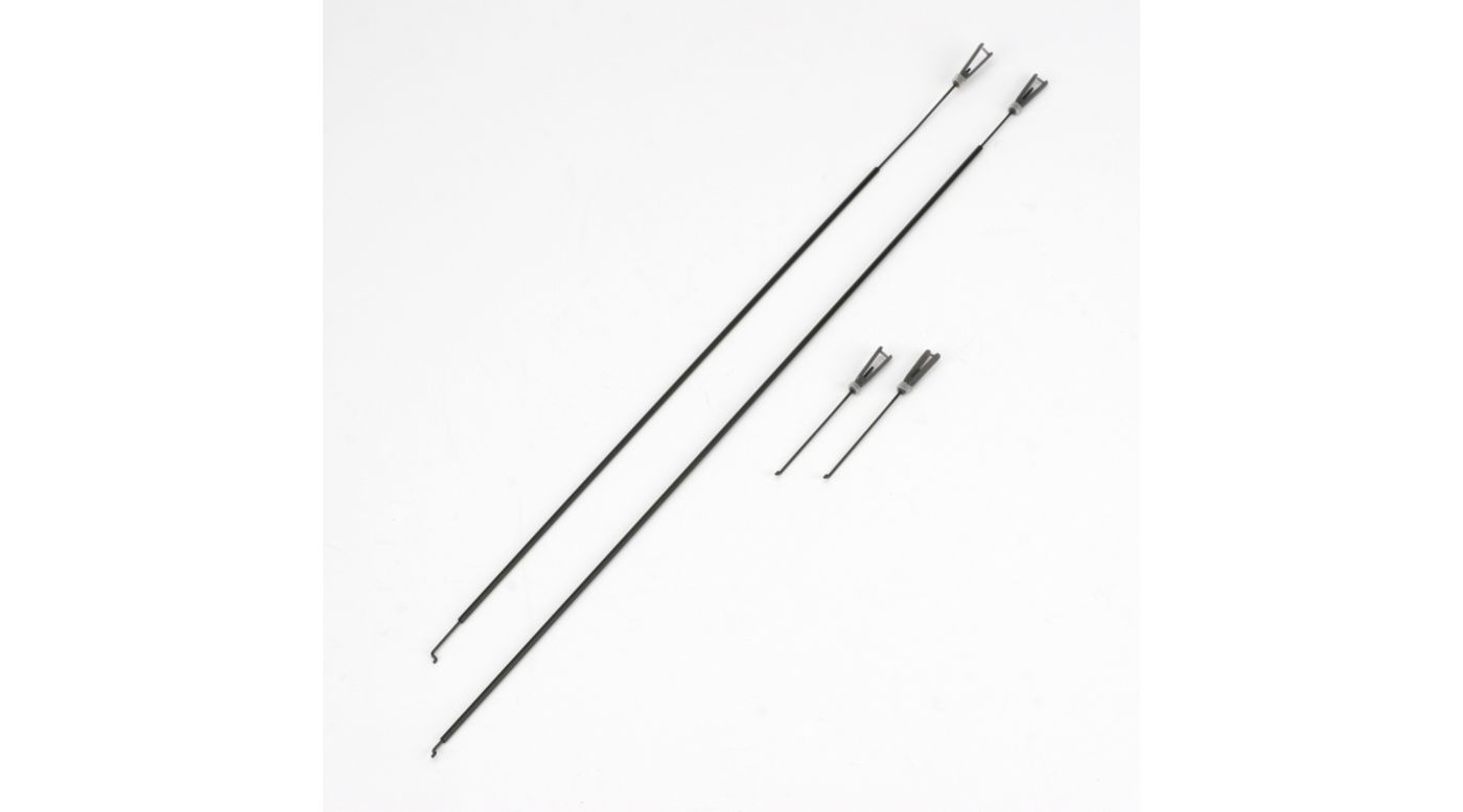 Image for Pushrods with Clevis: Extra 300 from HorizonHobby