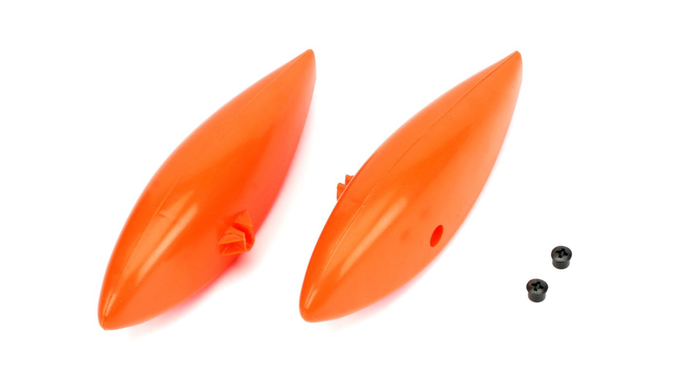 Image for Painted Wheel Pants: Extra 300 from HorizonHobby