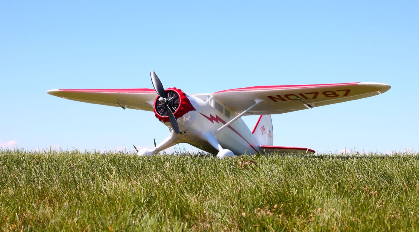 Image for Stinson SR-10 1.3m PNP from HorizonHobby