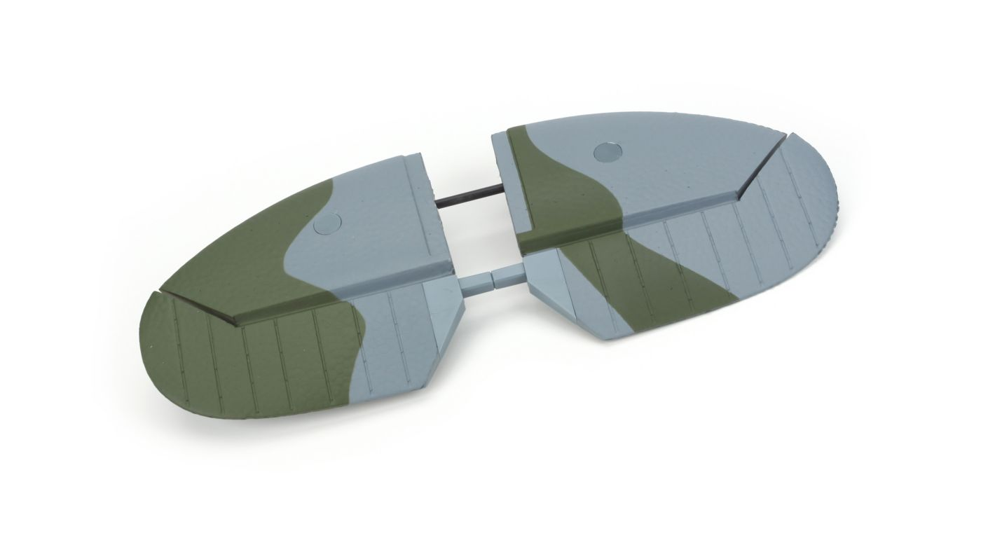Image for Horizontal Stabilizer W/Access: Spitfire MkIX from HorizonHobby