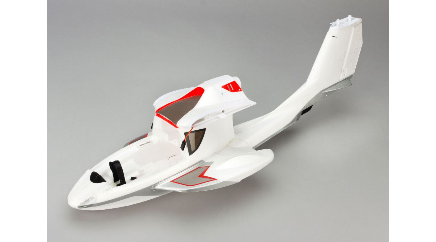 Image for Painted Bare Fuselage: Icon A5 from HorizonHobby