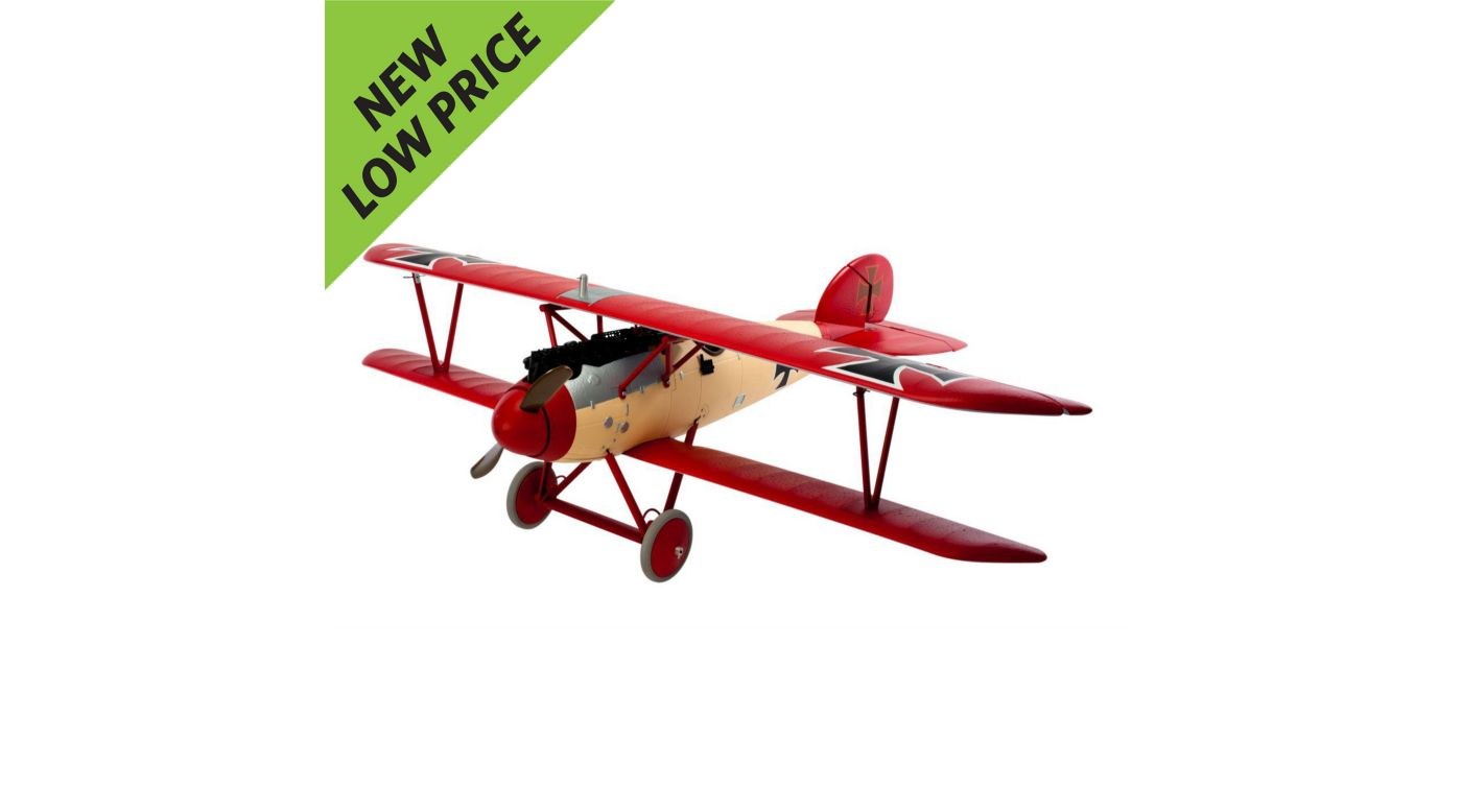 Image for Albatros D.Va WWI BNF from HorizonHobby