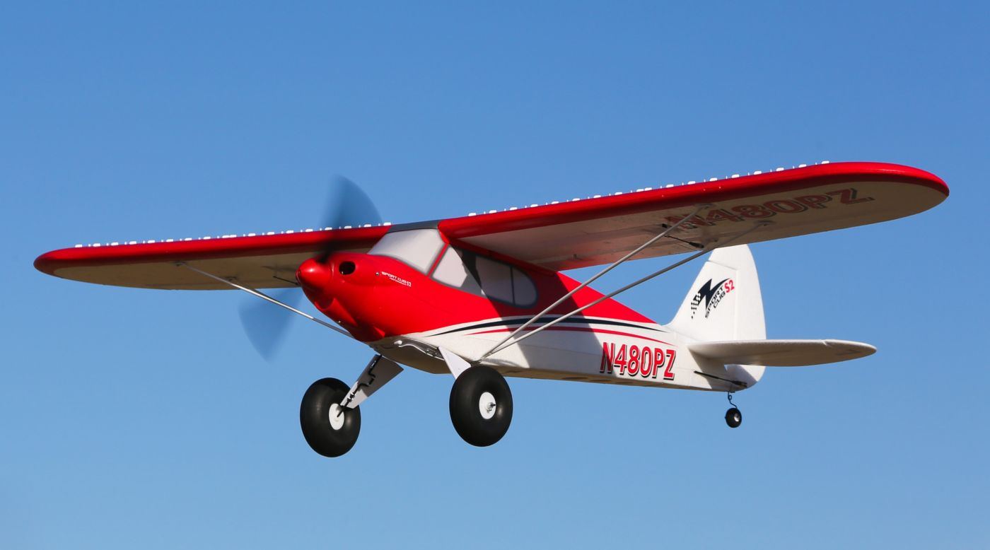 Image for Sport Cub 1.3m PNP from HorizonHobby