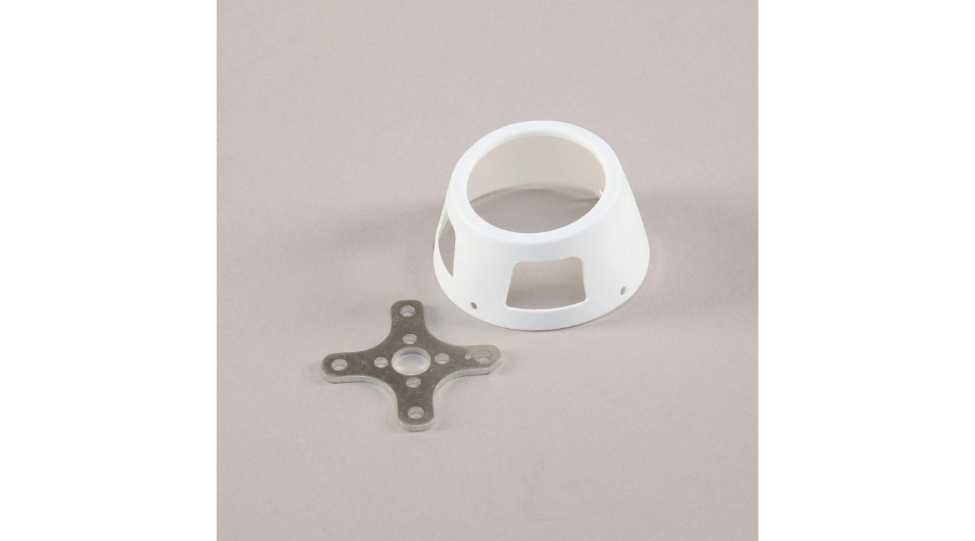 Image for Cowl and Motor Mount: Conscendo Advanced from HorizonHobby