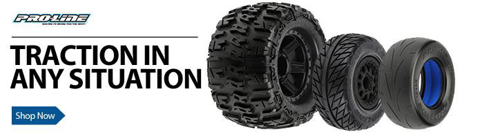 Rc Car And Truck Tires And Wheels Horizon Hobby By Pro Line