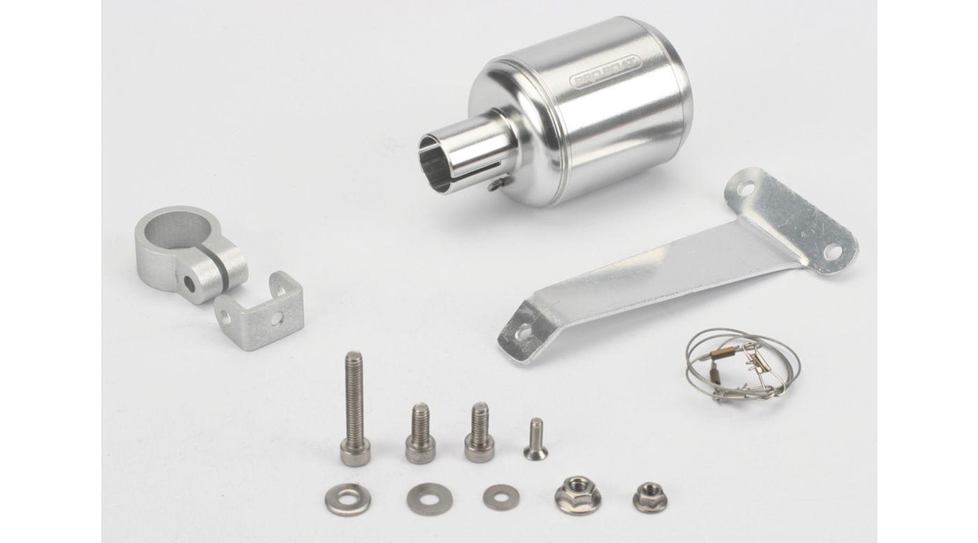 Image for Tuned Pipe Muffler: Gas from HorizonHobby