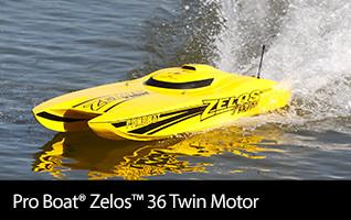Pro Boat Zelos 36