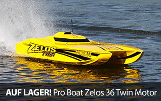 ProBoat Zelos 36