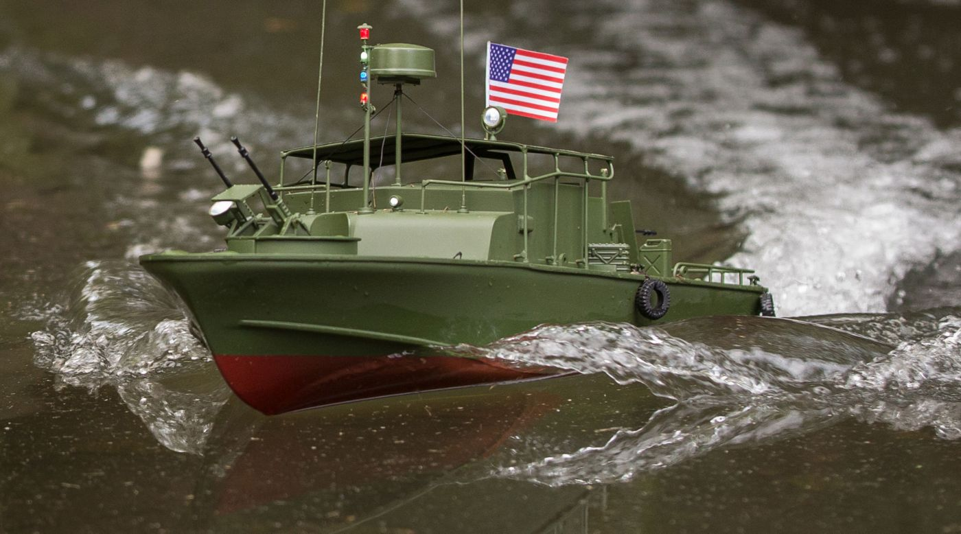 Image for Alpha Patrol Boat 21