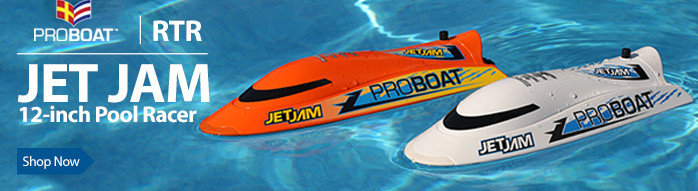 Rule the pool with the super-fun 12-inch Jet Jam RTR