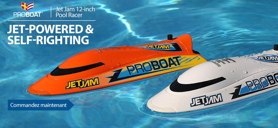 Pro Boat Jet Jam Pool Racers