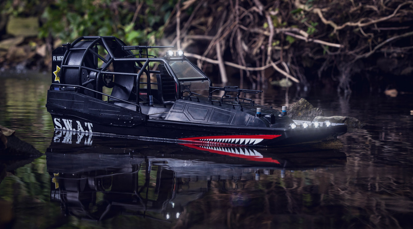 Pro Boat Aerotrooper 25-inch Brushless RC Air Boat RTR