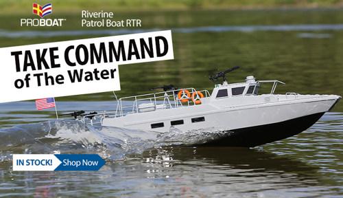 Rc Boats Horizon Hobby